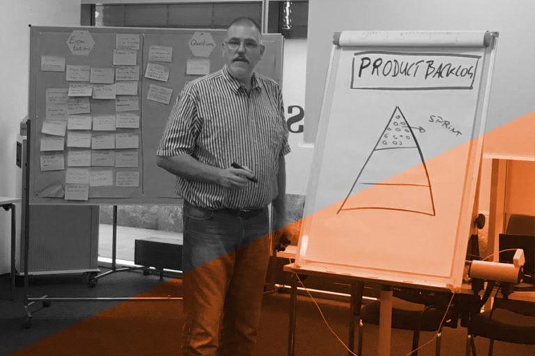 Wolfgang Steffens Agile coaching